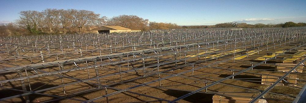 Axial Energy Solutions Planta Solar Istrees
