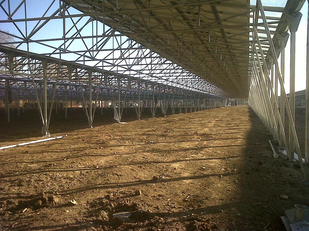 Axial Energy Solutions Planta Solar PFV ISTREES