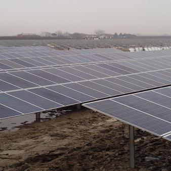 Axial Energy Solutions Planta Solar Massalombarda