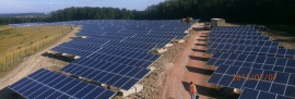 Axial Energy Solutions Planta Solar