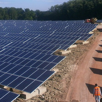 Axial Energy Solutions Planta Solar