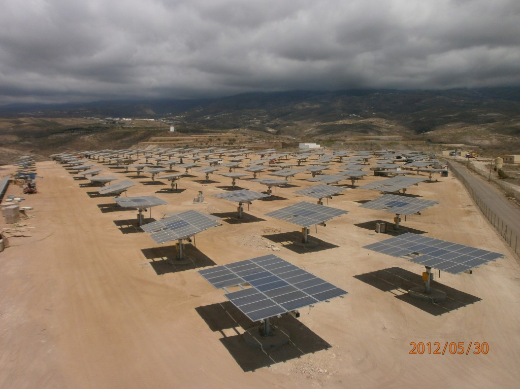 Axial Energy Solutions Planta Solar PFV arico