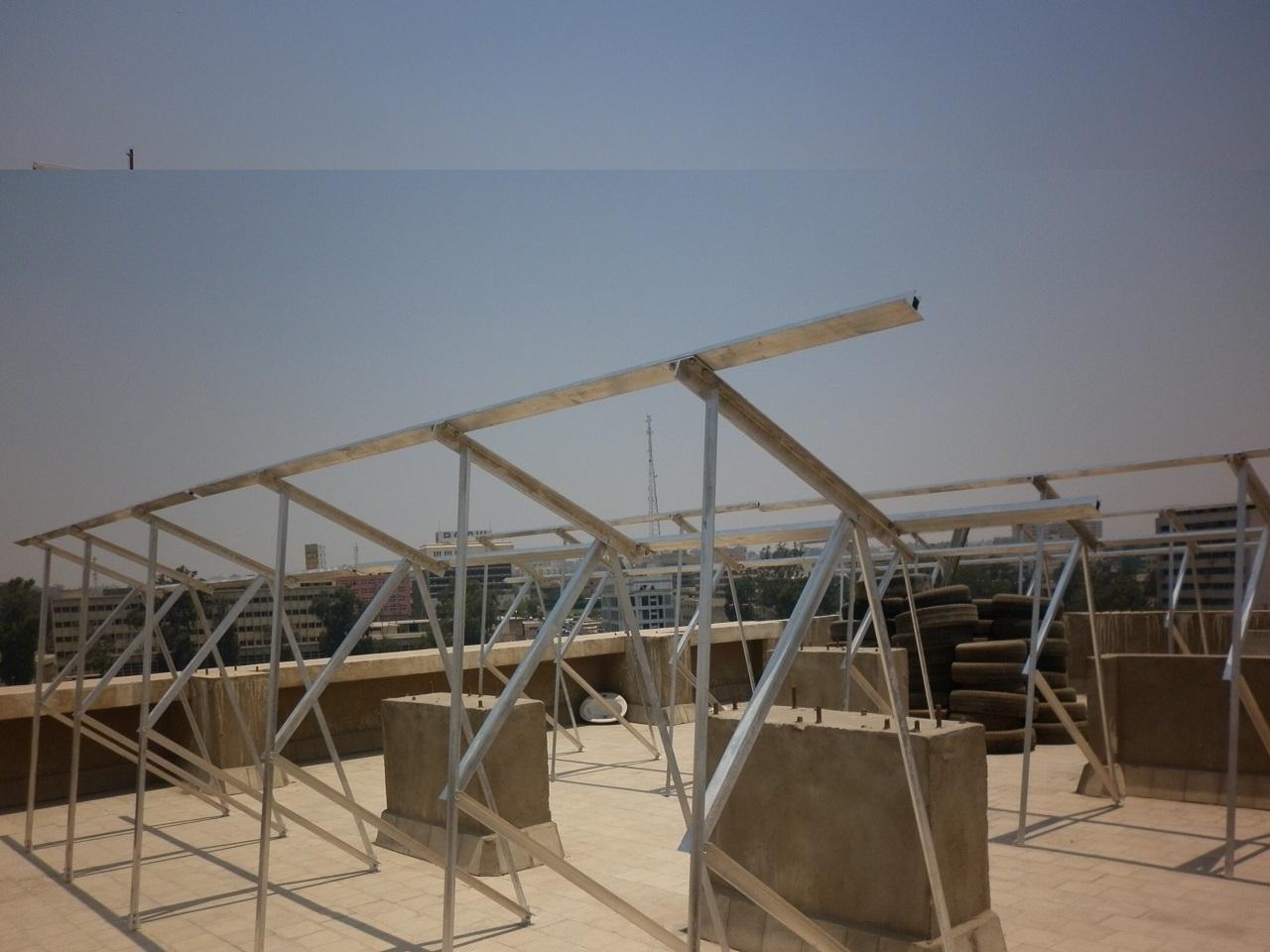 Instalacion Solar Fotovoltaica El Cairo