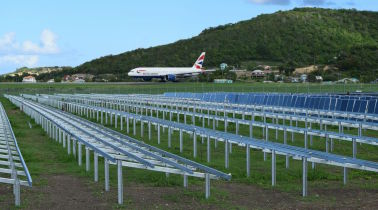 PV Plant Antigua Airport 3 MW