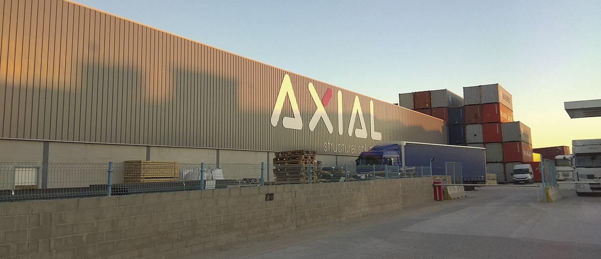 fabricacion Axial